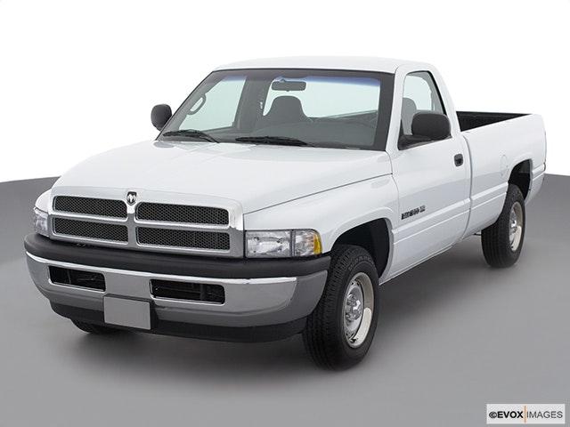 2001 Dodge Ram Pickup 1500 Review