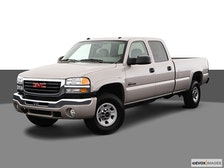 2005 GMC Sierra 3500 Review
