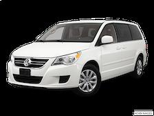 Volkswagen Routan Reviews