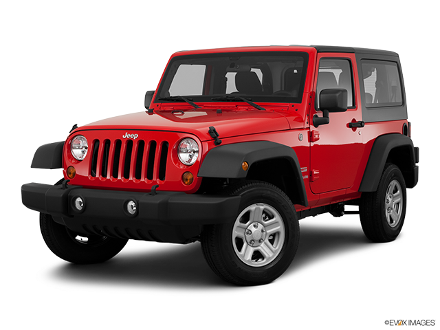 2011 Jeep Wrangler Review