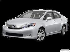 2011 Lexus HS Review