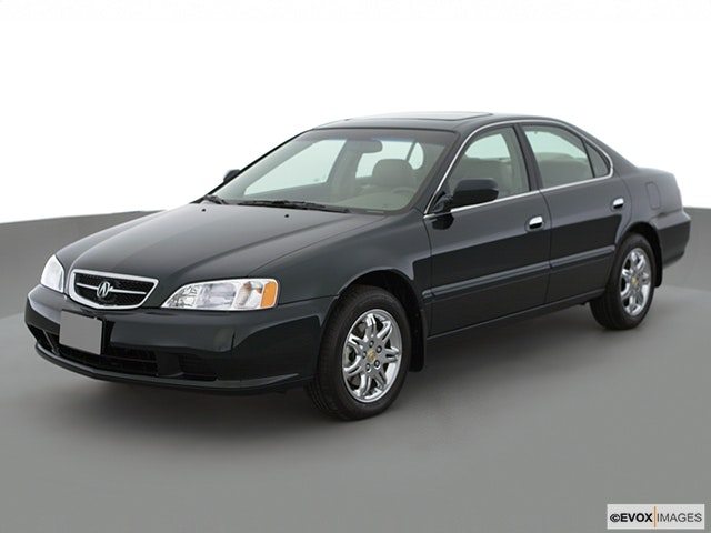 2003 Acura TL Review