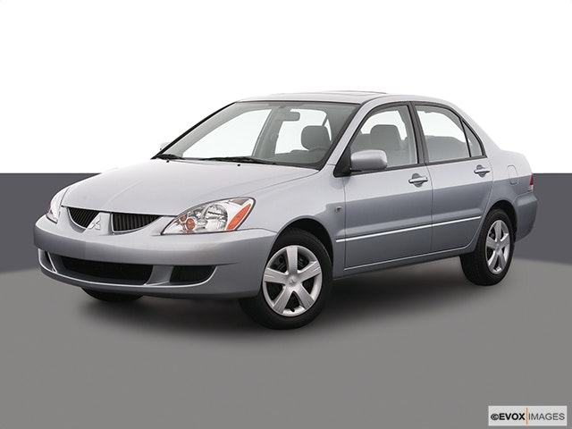 2004 Mitsubishi Lancer Review