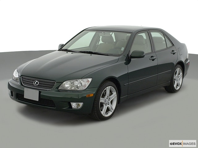 2001 Lexus IS 300 Review