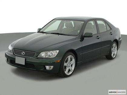2001 Lexus IS 300 photo