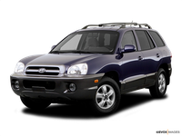 Hyundai, Santa Fe, 2001-2006