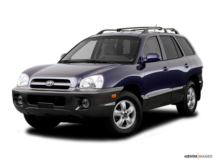 2005 Hyundai Santa Fe Review Carfax Vehicle Research