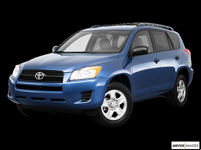 2010 Toyota RAV4 Review