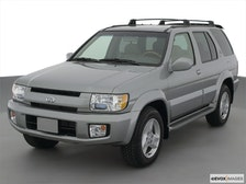 2003 INFINITI QX4 Review