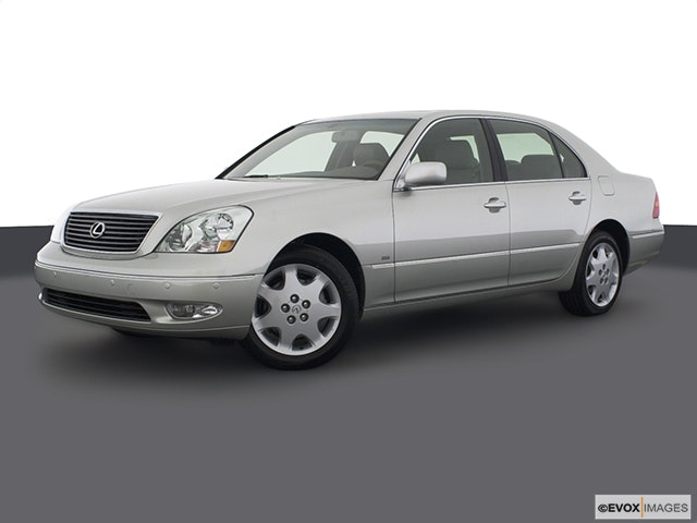 2003 Lexus LS 430 Review