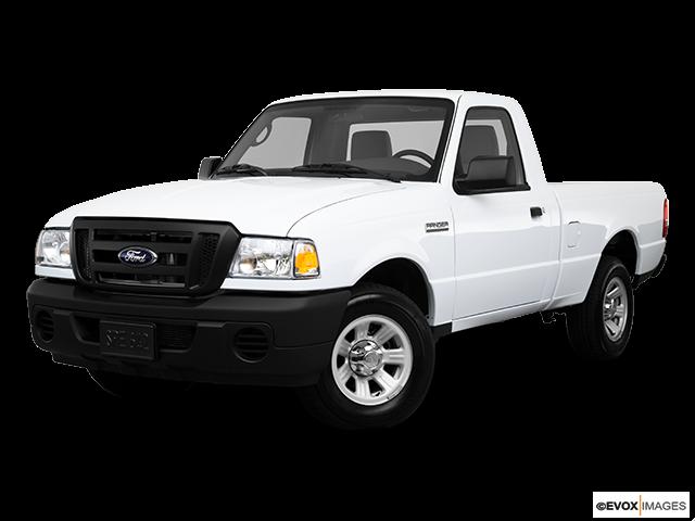 2010 Ford Ranger Review