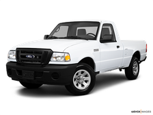 2010 Ford Ranger Review