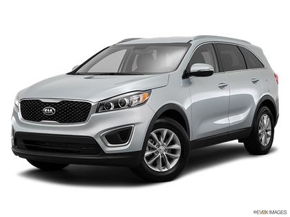 2016 kia sorento review carfax vehicle research. Black Bedroom Furniture Sets. Home Design Ideas