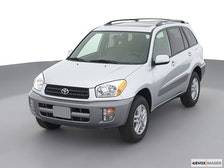 2003 Toyota RAV4 Review