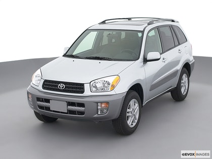 2002 Toyota RAV4 photo