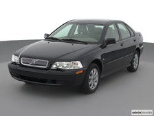 2001 Volvo S40 Review