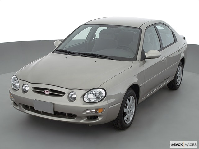2001 Kia Spectra Review