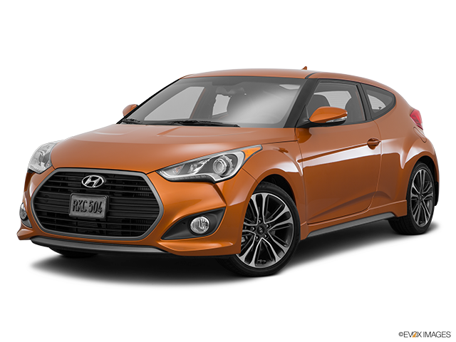 2016 Hyundai Veloster Turbo photo