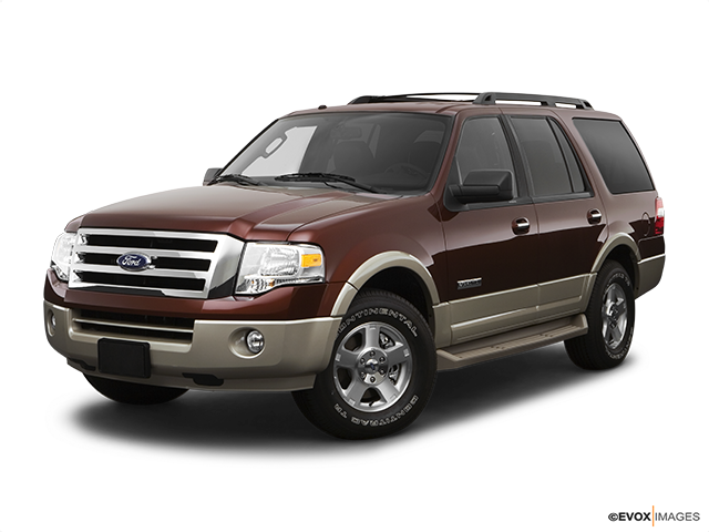 2008 Ford Expedition Review