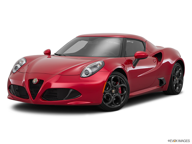 2015 Alfa Romeo 4C photo