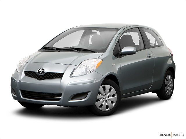 2009 Toyota Yaris Review