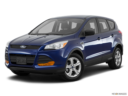 2016 ford escape review carfax vehicle research. Black Bedroom Furniture Sets. Home Design Ideas