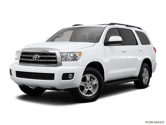 2015 Toyota Sequoia Review