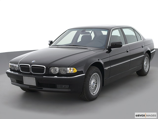 2001 BMW 7 Series Review