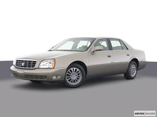 2003 Cadillac DeVille Review