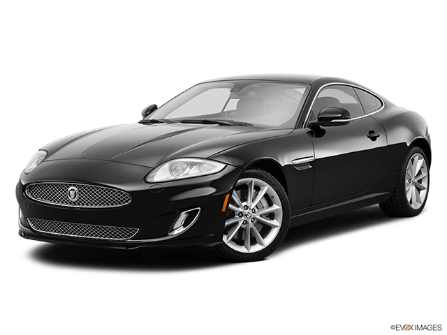 2014 Jaguar XK Review