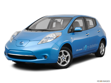 2011 Nissan Leaf Review