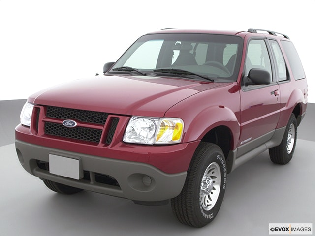 2003 Ford Explorer Sport Review
