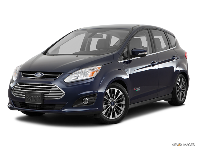 Ford C-Max Reviews