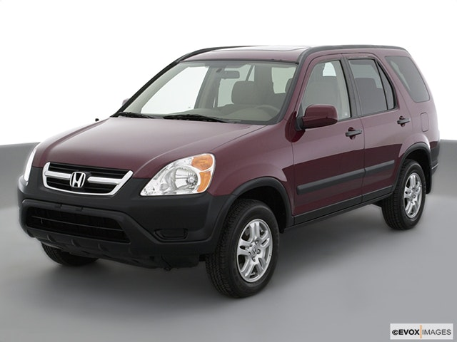 2003 Honda CR-V Review