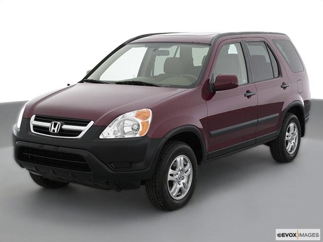 2003 Honda CR V Photo