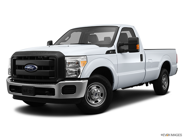 2013 Ford F-250 Super Duty Review