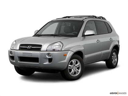2007 Hyundai Tucson Review Carfax Vehicle Research