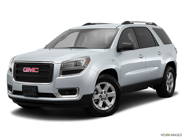 2015 GMC Acadia Review
