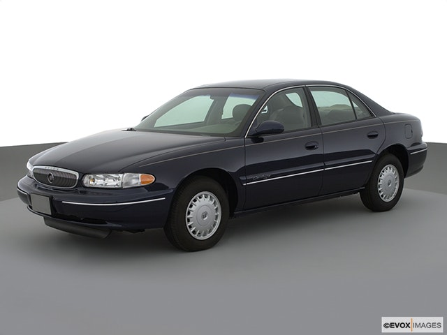 2000 Buick Century Review