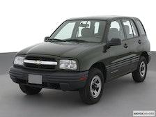 2003 Chevrolet Tracker Review