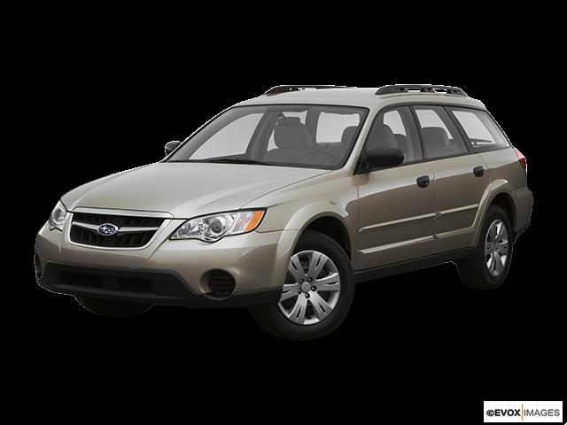 2008 Subaru Outback Review