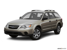2008 Subaru Outback Review