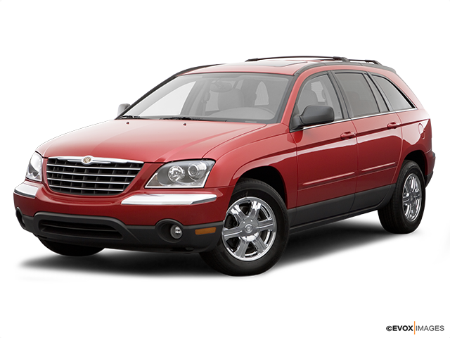 2006 Chrysler Pacifica Review