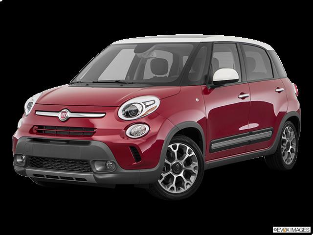 2017 FIAT 500L Review