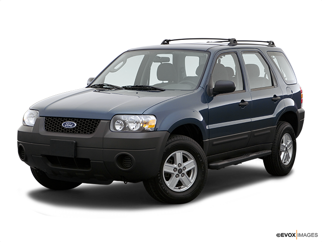 2006 Ford Escape Review