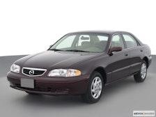 2002 Mazda 626 Review
