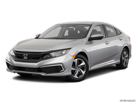Honda, Civic, 2016-Present