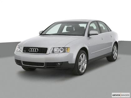 2002 Audi A4 photo