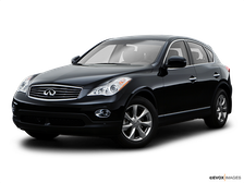 2008 INFINITI EX35 Review