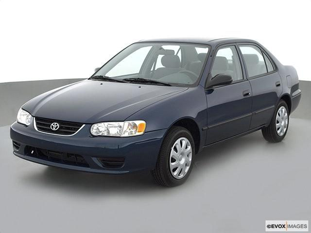 2002 Toyota Corolla Review